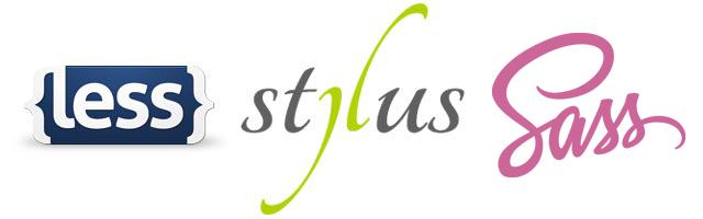 sass-less-stylus
